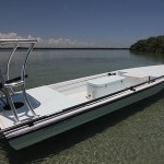 Ankona Shadowcast 16 foot technical flats boat
