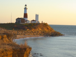 Lighthouse at Montauk Point