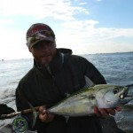 nyc false albacore fly fishing