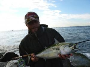 nyc false albacore fly fishing