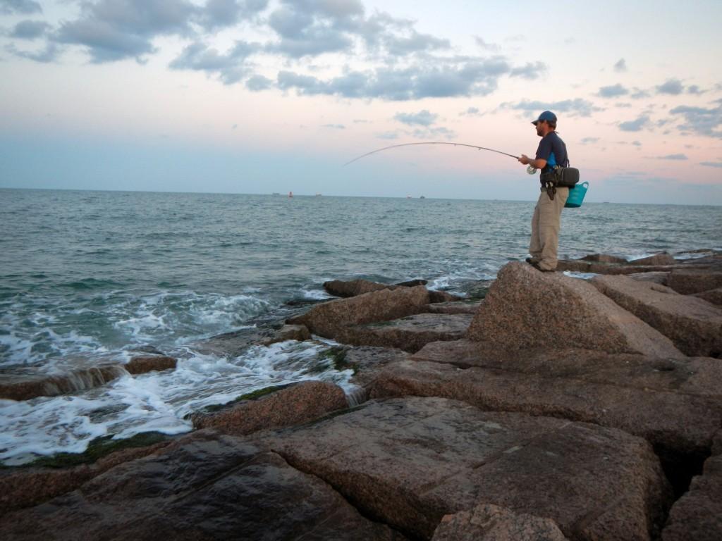 Fly fishing Corpus Christi