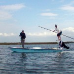 fly-fishing, flats, Corpus Christi, Port Aransas, Texas, Gulf Coast, charter, guide
