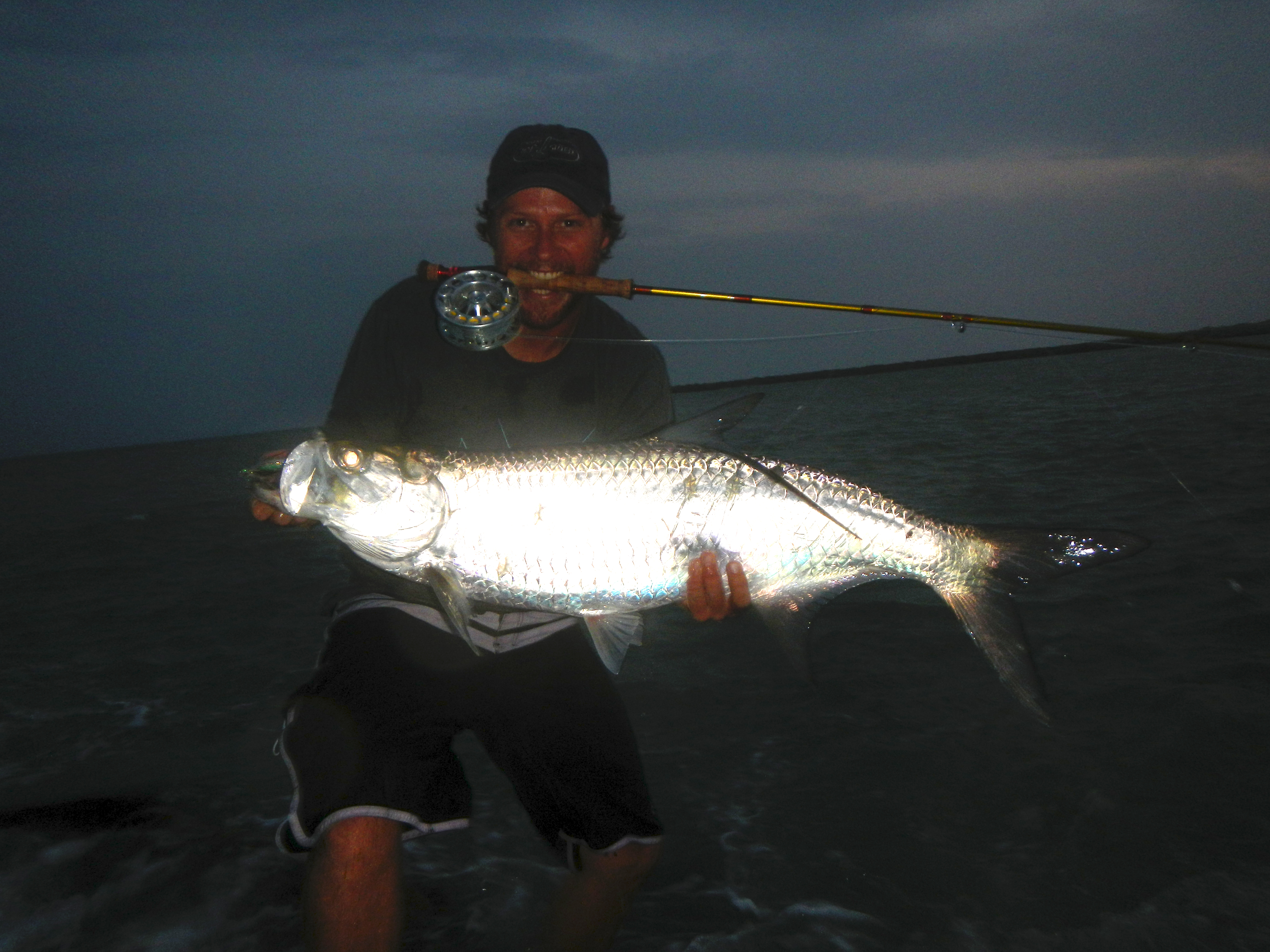 Fly fishing tarpon in texas winter storms kenjo fly fishing charters estimated nvjuhfo Images