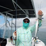 gulf mexico spanish mackerel fly fishing charters