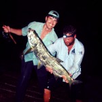 tarpon, silver king, fly fishing, spin fishing, full moon, jetty