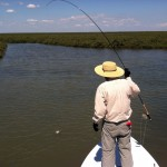 phil shook, lydia ann lighthouse, red fish, texas, saltwater, fly fishing