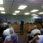 port of cc, port aransas, planning, zoning, commission, harbor island, rezoning