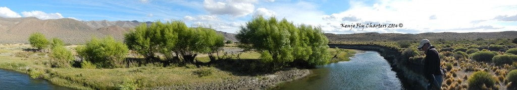 trout stream flyfishing argentina patagonia river guides prg