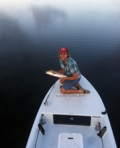 redfish, port aransas, guide, fly fishing