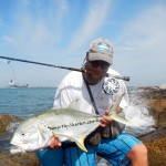 PRG, jack, crevalle, fly fishing, port aransas, texas, coast, guide