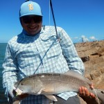 redfish, fly fishing, texas, coast
