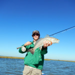 redfish, fly fishing, port aransas, guide, texas, coast