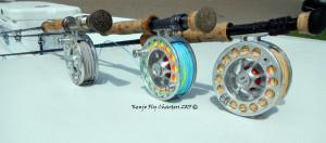 hatch reels, fly fishing, port aransas, texas, coast