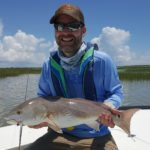 Fly fishing port aransas redfish flats saltwater corpus christi guide