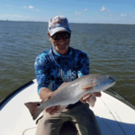1st Time Sight-Casted Redfish