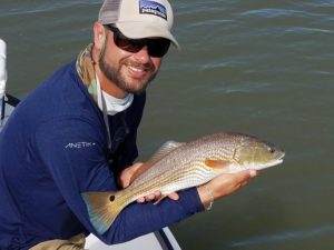 Redfish, fly fishing, texas, coast, guide