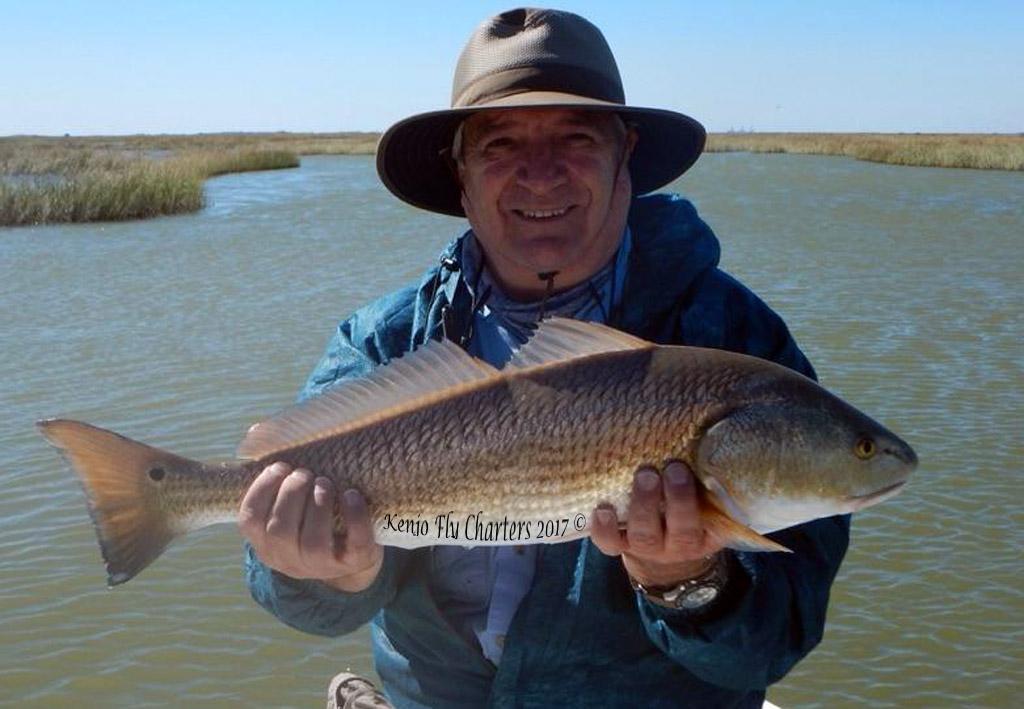 Port aransas kenjo fly fishing charters for Fishing report corpus christi texas